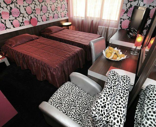 Single deluxe room - Hotel Leipzig Plovdiv